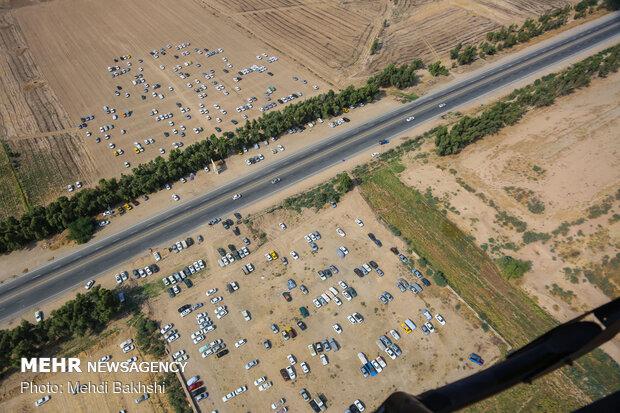 زیرساخت های ناقص مرز مهران برای استقبال از زائران اربعین.